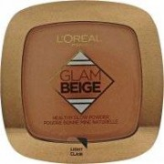 L'Oréal L'Oreal Glam Beige Healthy Glow Powder 9g - 20 Light