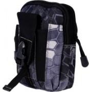 CARRY TRIP Mobile Pouch(Black, Blue)