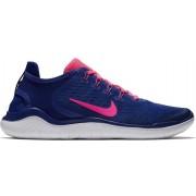 Nike Free Run 2018 - scarpe natural running - donna - Blue