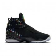 Nike Sapatilhas Air Jordan 8 Retro Q54 para homem - Preto