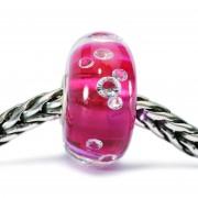 Trollbeads TGLBE-00017 Diamond like roze
