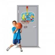 Cos Baschet pentru Copii cu Prindere pe Usa Hanging Basketball