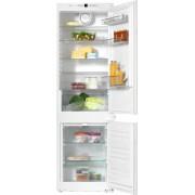 Miele KFN 37132 iD Frost Free Integrated Fridge Freezer - White