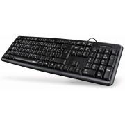 Hama Tastatur HAMA Verano 53930, schwarz