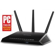 Router Wireless Netgear R7000 Premium AC1900, Dual Band, 3 antene externe
