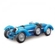 Детска играчка, Bburago Plus - Модел на кола Bugatti Type 59 1/18, 0931423
