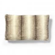 Kave Home Capa de almofada contemp 30 x 50 cm castanha
