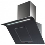Faber Hood Curvy Plus BK TC LTW 90 (110.0393.698) Wall Mounted Chimney(Black 1000 CMH)