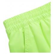 ALPINE PRO LOMAS Pánské šortky MPAG125530 reflexní žlutá XXL