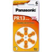 Baterija za slušni aparat Panasonic PR13