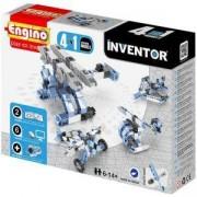 Конструктор Енджино Изобретател - 4 модела самолети - Engino, 150003