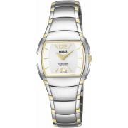 Pulsar PTA281X1 - Horloge - 24 mm - Zilverkleurig