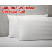 Pikolin Conjunto de 2 Fundas de almohada Cutí FA77 de Pikolin HOME