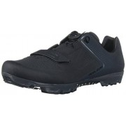 Pearl iZUMi X-Project Elite Zapatillas de Ciclismo para Hombre, Negro/Gris (Black/Shadow Grey), 42.5 EU/8.9 D US