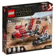 Конструктор Лего Стар Уорс - Преследване със скутер на Pasaana, LEGO Star Wars, 75250