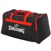 Spalding Sporttasche TEAM BAG - schwarz/rot | L