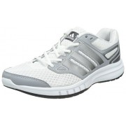 adidas Men's Galactic Elite M White and Grey Mesh Running Shoes - 10 UK