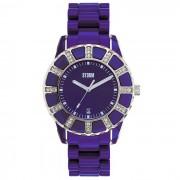 Дамски часовник Storm London Vestine Crystal Purple - 47028P