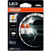 Osram LEDriving Premium 2855YE W5W Amber 2db/bliszter