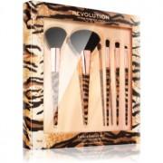 Makeup Revolution Fierce Brush Set set de brochas para mujer