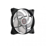 Вентилатор 140mm CoolerMaster MasterFan Pro 140 Air Pressure RGB, 4-pin, 650-1,550 rpm