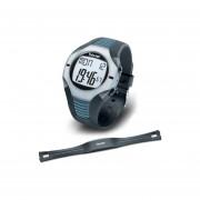 Reloj Pulsómetro Beurer PM26-Negro con Azul..
