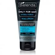 Bielenda Only for Men Hydra Force успокояващ почистващ гел за мъже 150 гр.