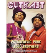Video Delta OUTKAST - PSYCHEDELIC FUNK SOUL BROT - DVD - DVD