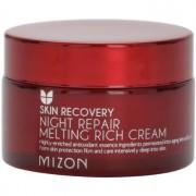 Mizon Skin Recovery creme de noite rejuvenescedor para pele radiante 50 ml