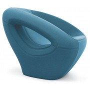 Lonc Loungestoel Seaser - Soft - Aquablauw