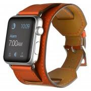 EY IWatch Apple Seguir Hermes Muñeca Boutique De 42MM De La Correa (con Embalaje) Naranja-naranja