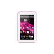 Tablet Multilaser M7S Rosa Quad Core Android 4.4 Kit Kat Dual Câmera Wi-Fi Tela Capacitiva 7 Memória 8GB - NB186