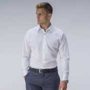Tailor Store Vit businesskjorta