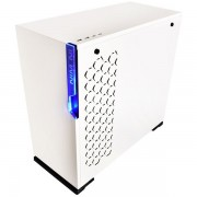 CASE, In Win 101, Mid Tower, ATX, Tempered Glass, White /no PSU/ (INWIN_101_WHITE)