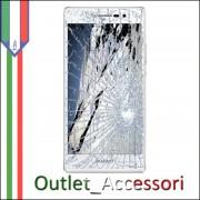 Riparazione Sostituzione Schermo Huawei P10 LITE Cambio Display Rotto Vetro LCD Touch Ricambio Originale