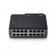 Switch Netis ST3116P 16 porturi