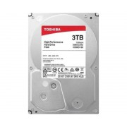 "Toshiba Disco duro interno hdd toshiba hdwd130uzsva 3tb 3.5"" sata 7200rpm 6gb/s 64mb"
