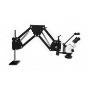 Průmyslový mikroskop na dlouhém rameni