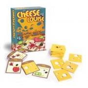 Observa Si Potriveste Cheese Louise - Fat Brain Toys