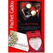 Pachet - Clubul iubitoarelor de ciocolata + Carnetel Mama + Magnet