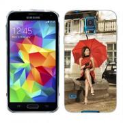 Husa Samsung Galaxy S5 Mini G800F Silicon Gel Tpu Model Women Models