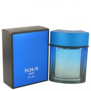 Tous Man Sport Eau De Toilette Spray By Tous 3.4 oz Eau De Toilette Spray