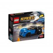 BUGATTI CHIRON LEGO 75878