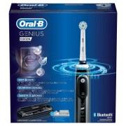 Periuta de dinti electrica pentru Adulti Oral-B Genius 10000N 4 Capete 6 Programe de curatare Black