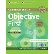 Objective First Students Book Pack Students Book with Answers with ...