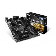 Matična ploča MB LGA1151 Z270 MSI Z270 PC MATE VGA CPU, PCIe/DDR4/SATA3/GLAN/7.1/USB 3.1