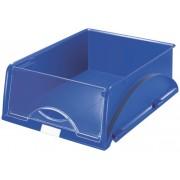 Leitz Sorty Brievenbakje met sluiting Blauw A4 Polystyreen 28,5 x 38,5 x 12,5 cm