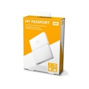 DD EXTERNO PORTATIL 3TB WD MY PASSPORT BLANCO 2.5/USB3.0/COPIA LOCAL/ENCRIPTACION/WIN