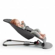 Balansoar copii leagan ergonomic bebe cu inclinare reglabila pliabil 0+luni
