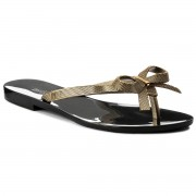 Джапанки MELISSA - Harmonic Chrome II Ad 32294 Black/Gold 50919